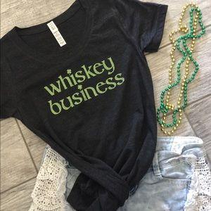 Whiskey Business Irish Shirt